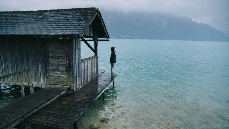 Zaskakująca Górna Austria. Kraina gór i jezior we mgle