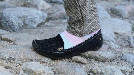 Festiwal złych butów do chodzenia po górach