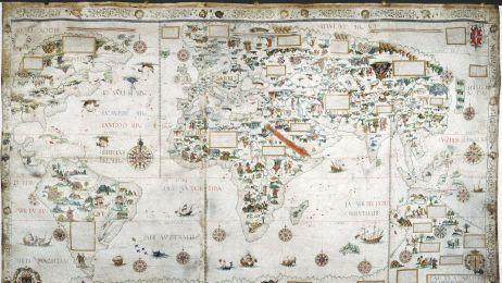 Mapa dla króla