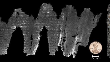 Komputer odcyfrował treść tego starożytnego tekstu