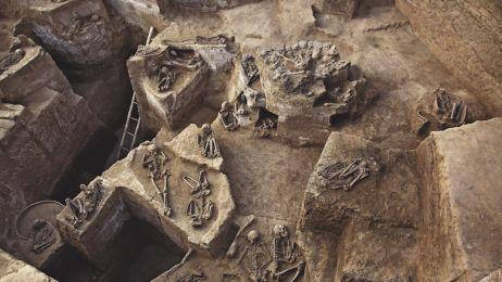 Krwawe ofiary zakrapiane piwem. Masowe zabójstwa dla bogów w Peru