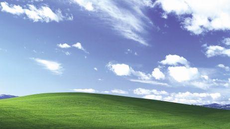 Najsłynniejsze zdjęcie w historii komputerów? Ten widok po 2001 roku znał każdy