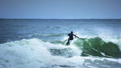 Bałtyccy surferzy