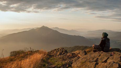 Szlaki na jesienny wypad w góry