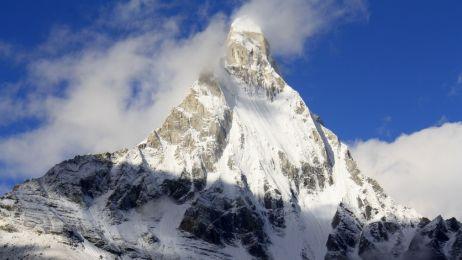 Tragedia w Himalajach. Zmarł polski alpinista