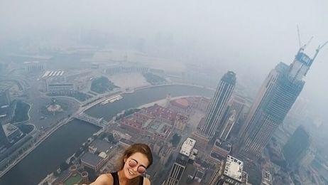 Ryzykowne selfie
