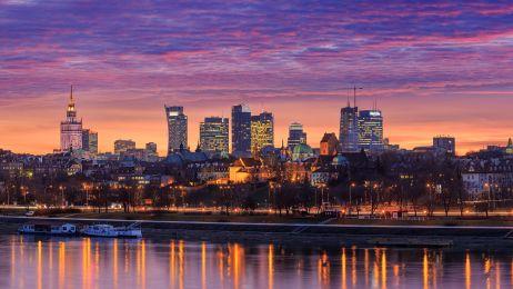 Zobacz najbardziej imponujące widoki z wieżowców Warszawy >>