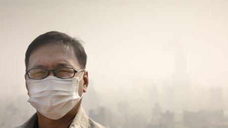 To nie wygląda dobrze. Chińskie zanieczyszczenia to problem nas wszystkich