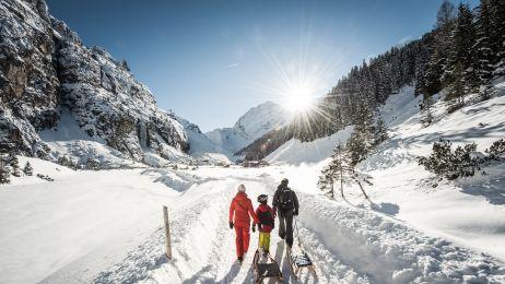 Dolina Stubai. Raj dla narciarzy