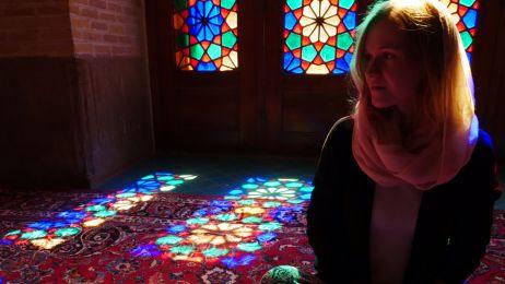 Meczet Nasir ol Molk,  Shiraz, Iran