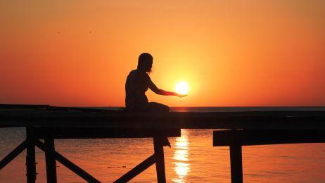 Piekło i niebo na ziemi - Mantanani