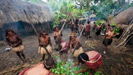 Zachwycająca Papua