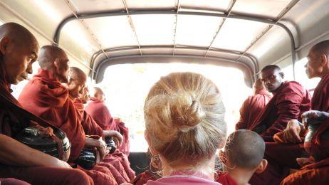 Podróż po Birmie