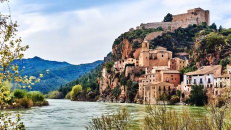 Średniowieczne miasteczka Tarragony