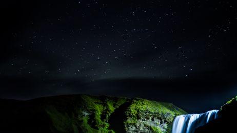 Imponujące krajobrazy Islandii