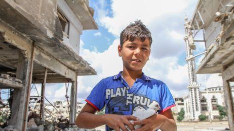 Jak pomagać potrzebującym w Syrii