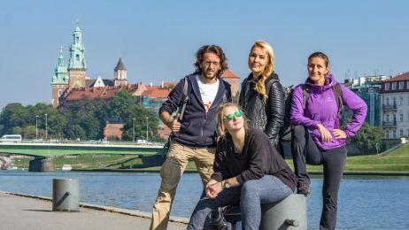 Blogerzy pokazali Kraków z 9 różnych perspektyw