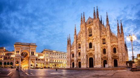 10. Katedra (Duomo), Mediolan, Włochy