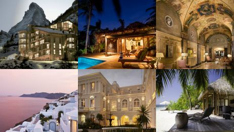 Najlepsze hotele 2016