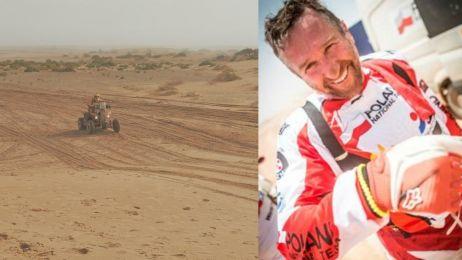 Rajd Dakar 2017: Rafał Sonik na 4. pozycji