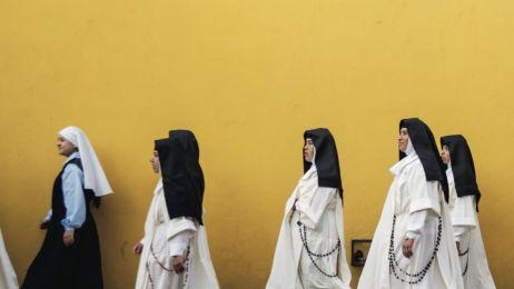 Za murami meksykańskiego klasztoru