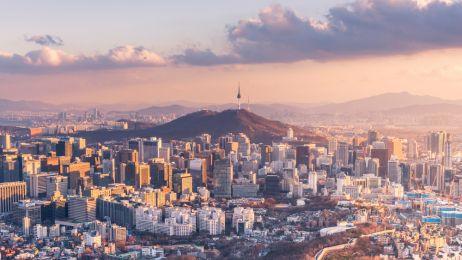 10. Seul, Korea Południowa