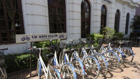 Ten hotel chce zmieniać świat. Soria Moria w Kambodży
