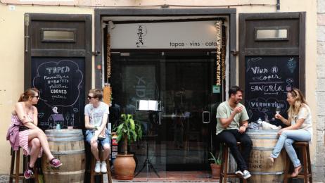 Barcelona: restauracje bez wi-fi