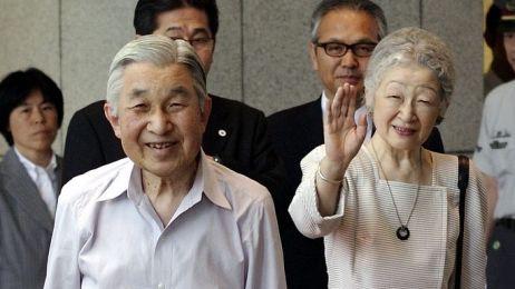 Cesarz Japonii abdykuje