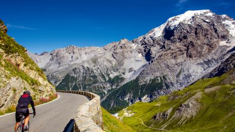Route des Grandes Alpes, Francja