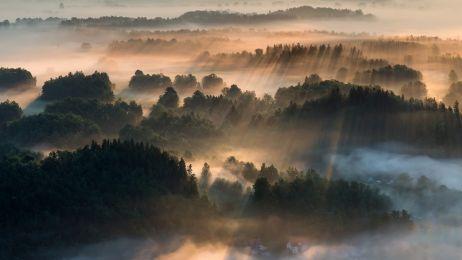 Ich zdjęcia są jak krajobrazy z pięknego snu, z którego nie chcemy się wybudzić [POWIĘKSZENIE]