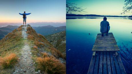 Góry czy Mazury?
