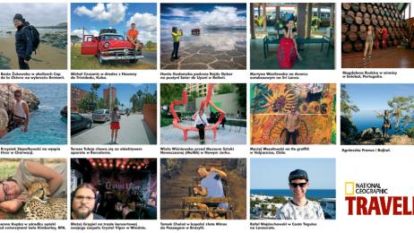 Redakcja Travelera pokazała zdjęcia ze swoich wakacji życia