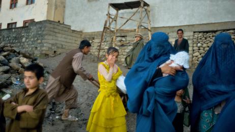Zdjęcia Afgańczyków  z Nur nierzadko więcej o nich  mówią niż słowa.