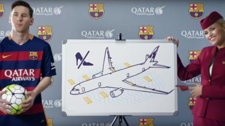 Najbardziej kreatywne filmy pokładowe linii lotniczych