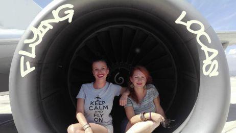Flying Locas