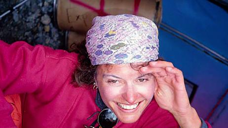 Francuska himalaistka Chantal Mauduit