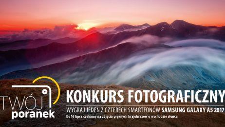 Konkurs fotograficzny TWÓJ PORANEK