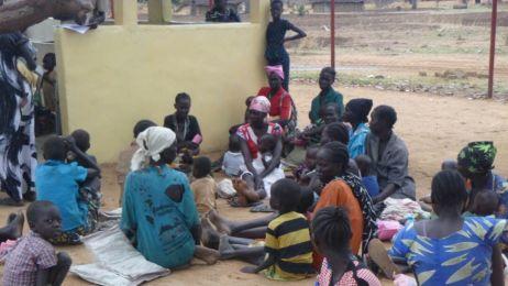 Głód w Sudanie