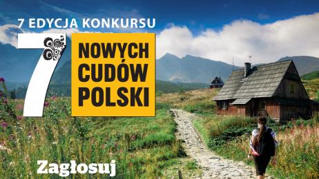 7 nowych cudów Polski