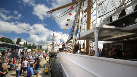 The Tall Ships Races 2017