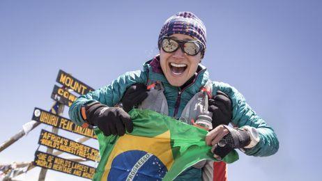 Fernanda Maciel ustanawia nowy rekord na Kilimandżaro