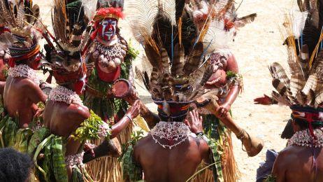Plemiona Papui Nowej Gwinei