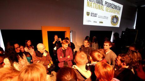 Festiwal Podrnikw National Geographic we Wrocawiu