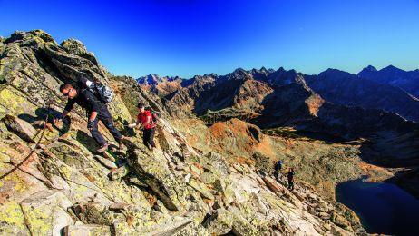 Tatry to jeden  z najpopularniejszych  kierunków  wakacyjnych Polaków.  Rocznie odwiedza je nawet 2 mln turystów.