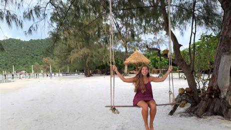 Jak spełniłam marzenie i zamieszkałam na rajskiej  wyspie w Kambodży. Ty też możesz!