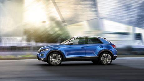T-Roc - nowy crossover Volkswagena
