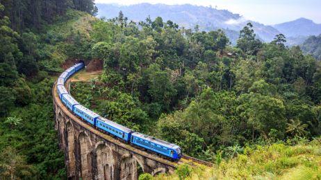 Sri Lanka: Herbaciana wyspa spokoju