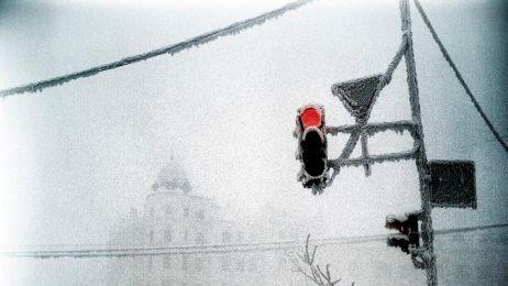 Zima w Jakucku