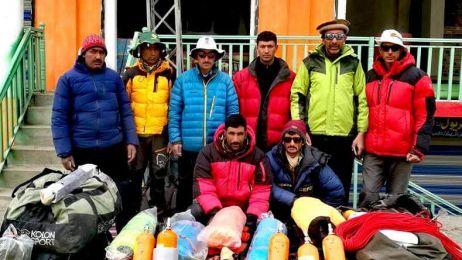 Pakistańscy alpiniści